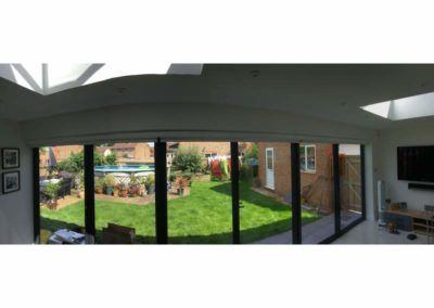 Domestic Bi Fold Doors