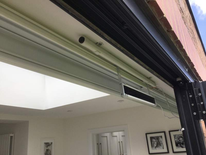 window solar sunit blinds device powered blind serves as lighting eco panel gadgets a