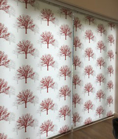 Pattern Blinds for a New Extention